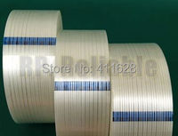 1x 30mm 55M 3M Strong Tensile Strength Adhesive Fiber Tape For Heavy Box Pack Wood Thin