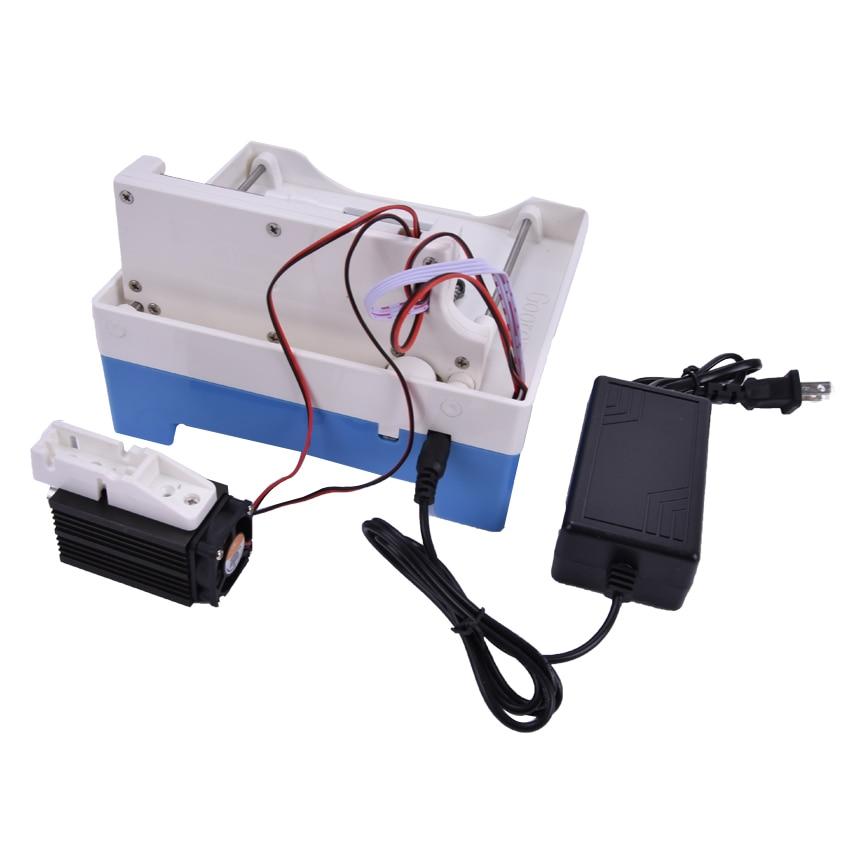 Nuova mini macchina per incisione laser Incisore laser fai-da-te - Attrezzature per la lavorazione del legno - Fotografia 5
