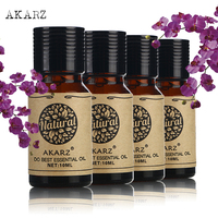 Famous Brand 10g Ml 100 Pure Jasmine Tea Tree Musk Rose Essential Oils Pack For Aromatherapy