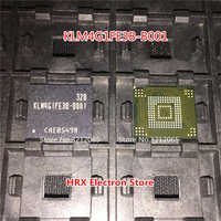 100% Nova Original KLM4G1FE3B-B001 4 GB BGA EMMC KLM4G1FE3B B001 (1-10 peça)