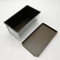 600g Bread Loaf Pan Toast Box Baking Tin Aluminium Alloy Baking Mold