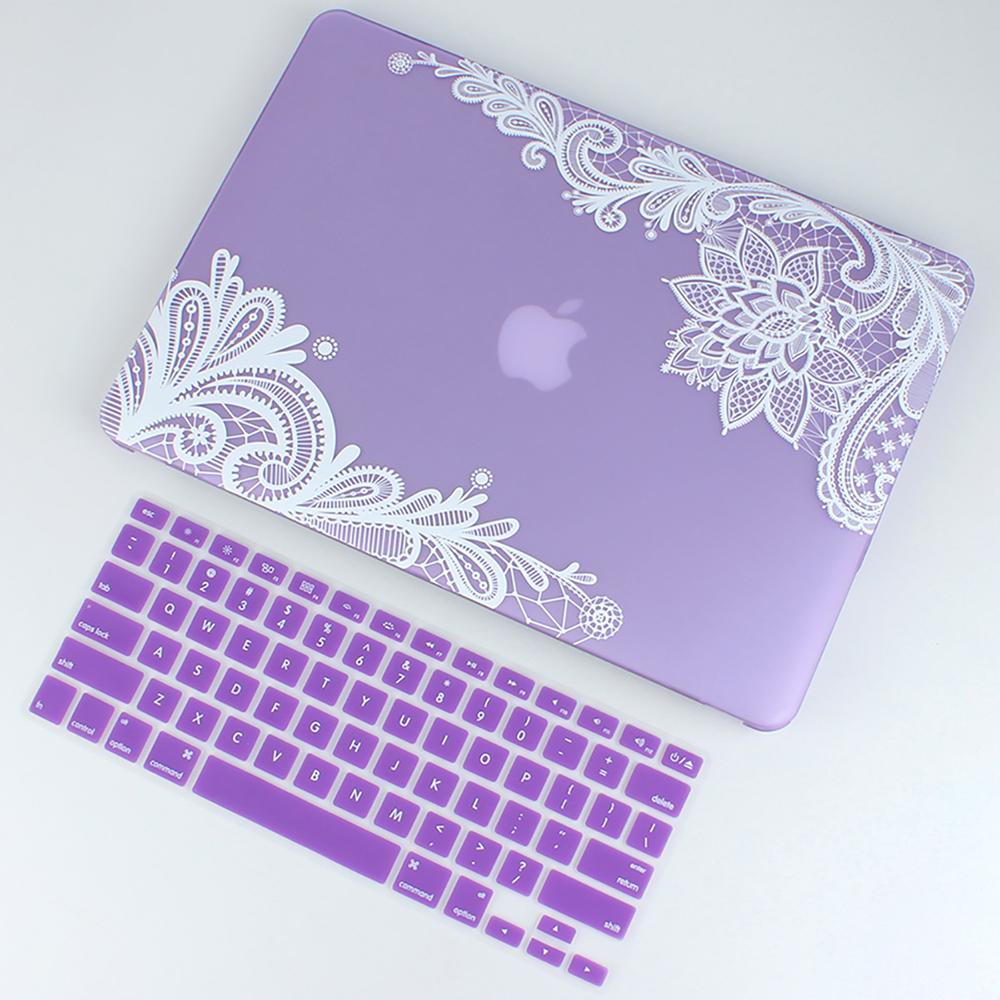 Batianda Rubberized Hard Cover Case for MacBook 59