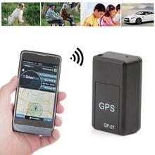GF-07 мини gps трекер устройство слежения в реальном времени локатор Магнитный увеличенный локатор