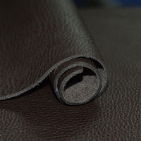 Wax Horse Leather Thick Genuine Leather Raw Material Leather Diy Traveler Notebook 2011002