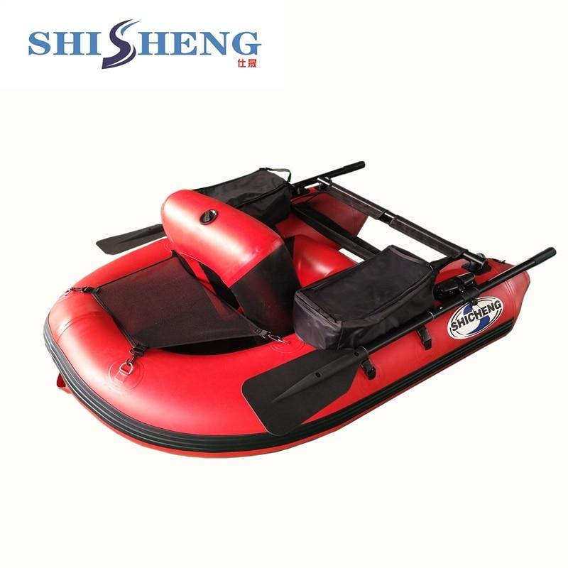 Fabricación de barco inflable/barco de pesca con alta calidad Venta caliente vientre barco - 3