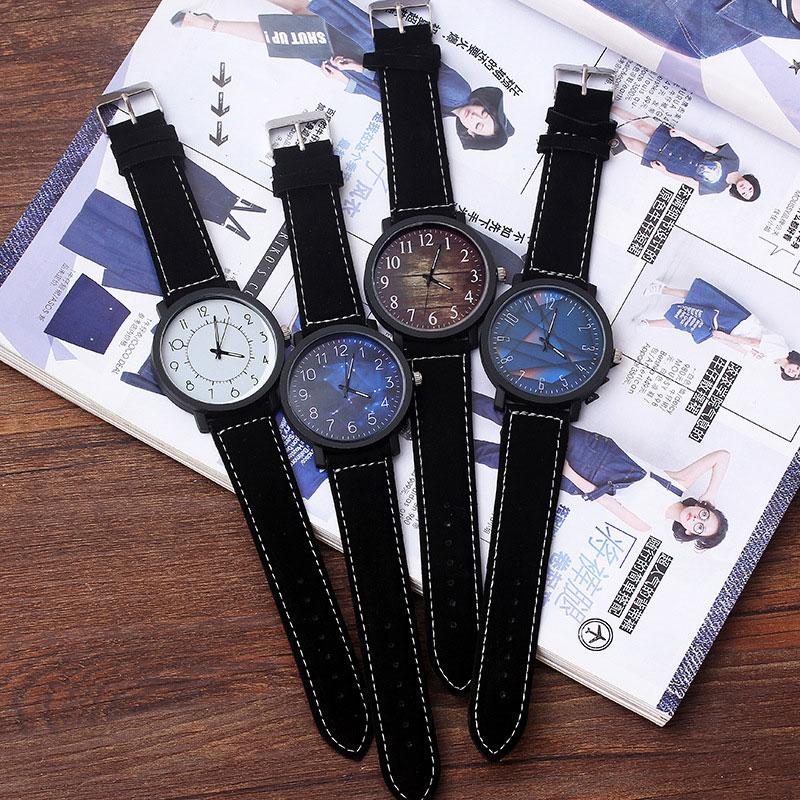2019 gorąca sprzedaż JBRL Top marka moda zegarki na rękę dla pań dziewczyny kobiety zegarki kwarcowe zegarek Retro kobieta zegar duża tarcza nowy 2