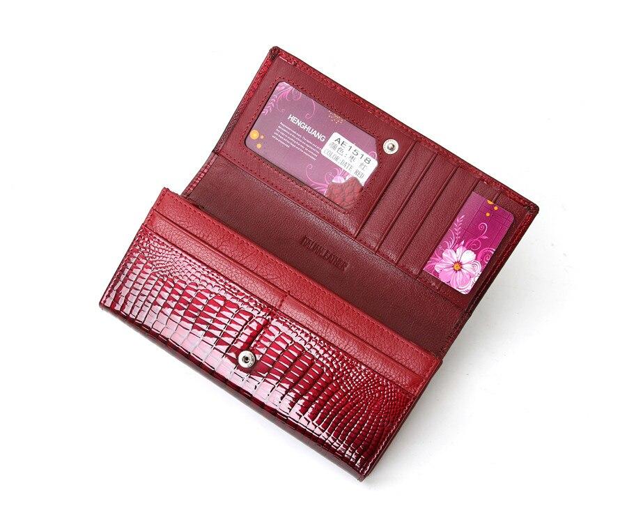 genuine leather women wallets (8)
