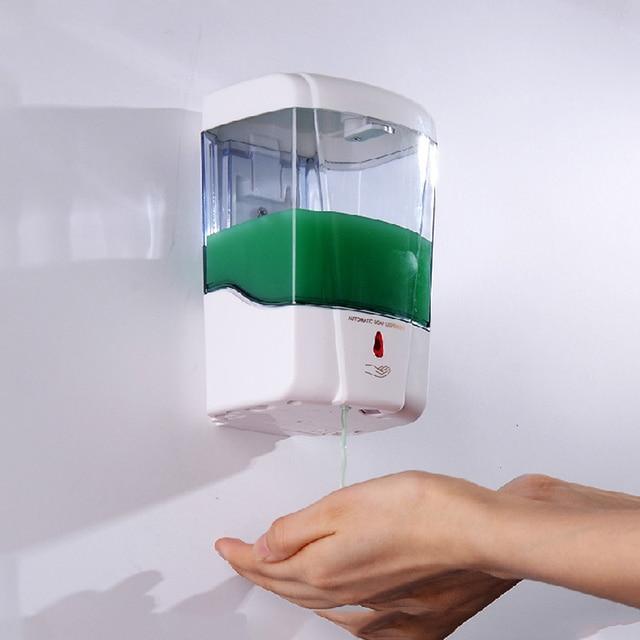 BAKALA Bathrooms automatic sensor box shower gel bottle of hand sanitizer soap dispenser soap dispenser device