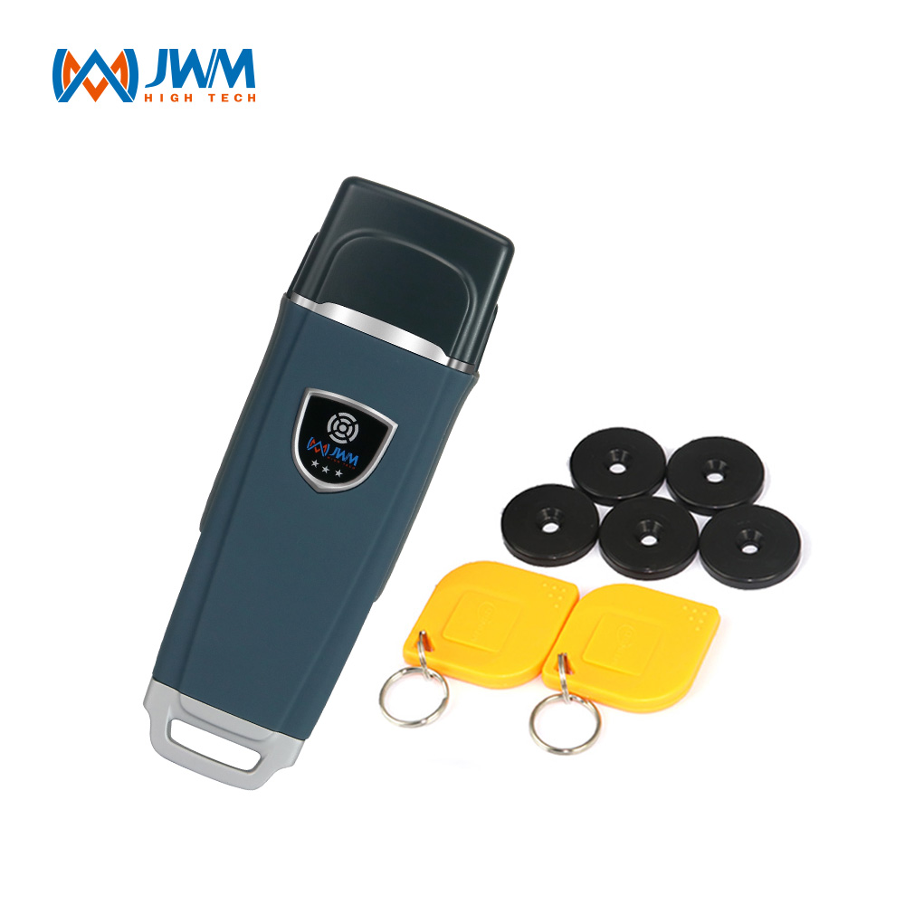 JWM RFID guard tour system,waterproof guard patrol management reader with Free Cloud Software