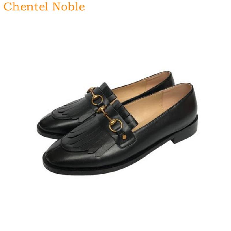 Donna2018 Rue Marque Cuir En Picture Chaussures Picture Printemps  Occasionnels Mocassins as Nouveau Femmes Mode Appartements As Démissionner  Été De ... adf9c6456102