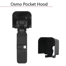DJI Osmo Pocket Lens Hood Protective Cover Sunhood Sunshade Protector Guard Glare Shield Case Handheld Gimbal Camera Accessories цена