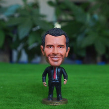 "Soccer Coach GIGGS (MU) 2.5"" Action Dolls Figurine(China)"