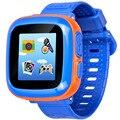 Juego de smart watch for kids niños con pantalla táctil de la cámara Temporizador Deporte Actividad Rastreador podómetro Despertador Juegos Juguete para Boy