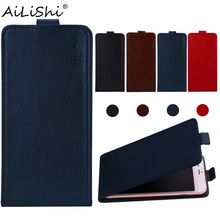 AiLiShi Case For Orange Rise 54 52 51 Dive 72 71 70 Nura Neva 80 4G PU Flip Leather Phone Cover Skin+Tracking