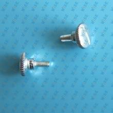 Sewing Machine Presser Foot Feet Thumb Screw TS SN 2PCS