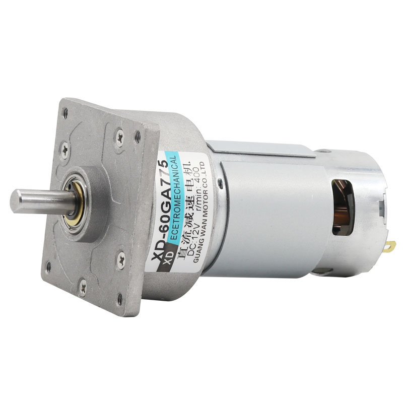 775 DC geared motor, DC12V24V micro motor, 35W large torque speed motor, DC motor dc motor 60w speed control high power dc12v24v torque motor motor with different rpm