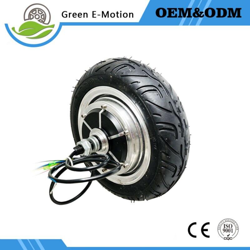 electric wheel motor 9''36V48V 200W250W300W350W500W brushless hub motor electric scooter skateboard motor electric bike motor