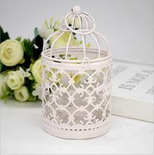 Classical design Iron Candle Holder Round Metal Lantern Tealight Bird cage shape candle holder Mix Design
