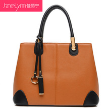 2015 Fashion Brand Women's Patchwork Handbags The Trend Of Fashion Bags Big Female Portable Bag