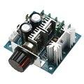 DC12V-40V DC Motor Speed Governor 13KHZ PWM Controller 10A B100K Resistance Motor Controller 1000uF Large Capacitor