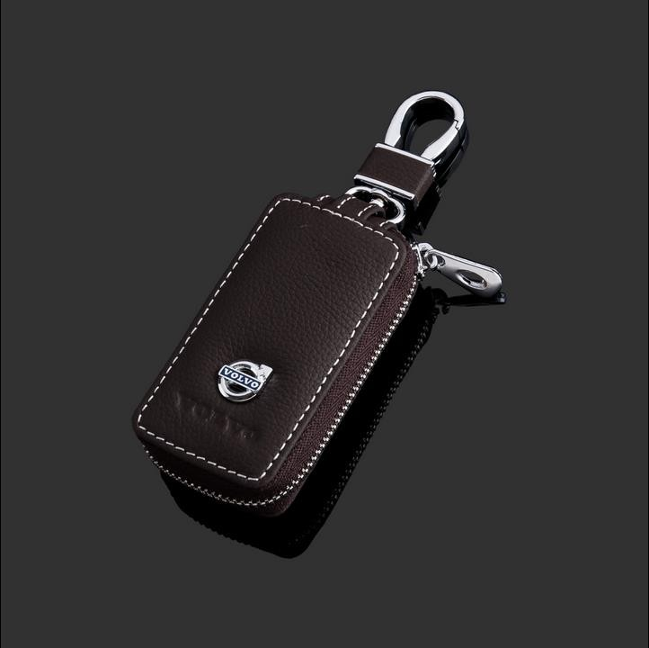 2016-New-luxurious-Design-Auto-Key-Wallet-For-Volvo-Fashion-Leather-car-key-case-cover-for (3)