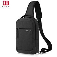 BALANG New Waterproof Chest Pack School Men Sling Bag Wallet Gift Large Capacity Handbag Hot Selling