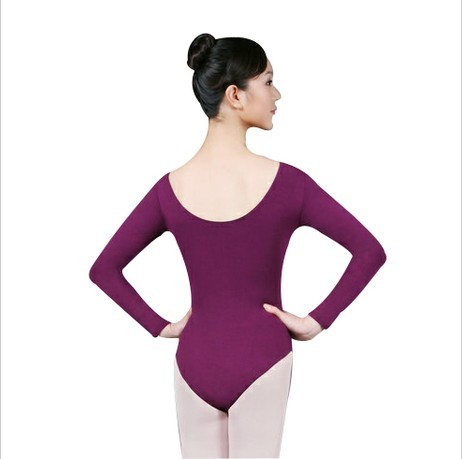 d6c2e5e86ffc New Women Gymnastics Leotard 6 Colors Adult Ballet Leotard For ...