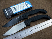 Newest CS VOYAGER folding knife utility survival knife hunting tactical outdoor camping tool knife EDC high quality