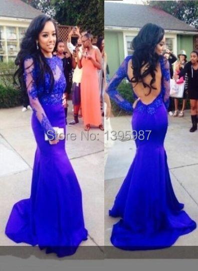 Prom dresses styles