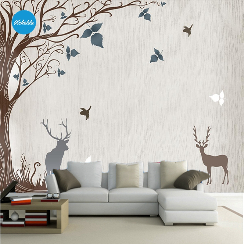XCHELDA Custom 3D Wallpaper Design Flying Whale Photo Kitchen Bedroom Living Room Wall Murals Papel De Parede Para Quarto kalameng custom 3d wallpaper design street flower photo kitchen bedroom living room wall murals papel de parede para quarto