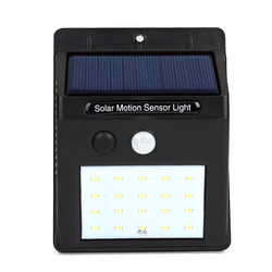 Led solar power pir motion sensor wall light 20 led outdoor waterproof energy saving street yard.jpg 250x250