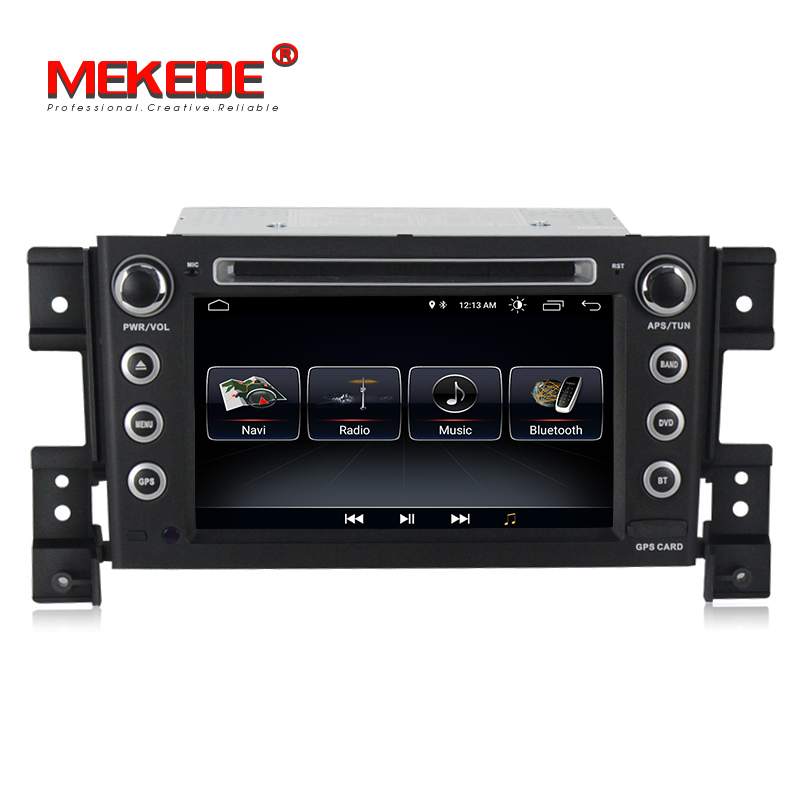 Fit for Suzuki GRAND VITARA 2005 2015 android 8 1 system Car dvd player car audio