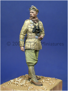 1:35  DAK Panzer Officer