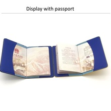Weduoduo New High Quality Travel Passport Cover Women Men Fashion Go Abroad Holders Cute Colourful Cases Casual Design
