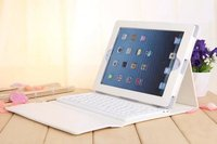 New Kickstand Wireless Bluetooth For IPad 5 For IPad Air 1 Keyboard Silicon PU Case Cover