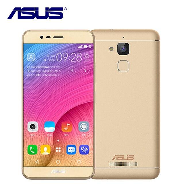 Новый Оригинальный ASUS Zenfone Pegasus 3 X008 мобильный телефон 5.2-с идентификацией по отпечатку пальца 3 GB RAM 32 GB ROM Quad Core 4100 мАч Android 5.0 LTE 4 г