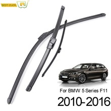 Misima Limpa Lâminas Para BMW Série 5 F11 518d 520d 525d 530d M550d Touring 535d Janela Traseira Frente 2011 2012 2013 2014
