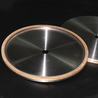 12 inch metal bond diamond cup grinding wheel for glass ceramic grinding