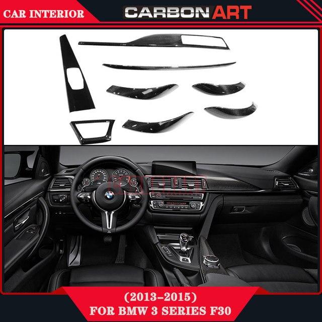 Interieur auto  Pour bmw série 3 f30 personnalisé voiture intérieur décoration f35 ...