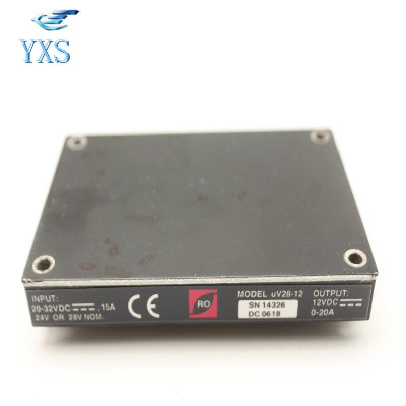 UV28-12 Power Module DC-DC Converter UV28-12 Power Module DC-DC Converter