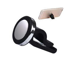 Universal Car Air Vent Phone Holder Mount Stand Magnetic suporte celular for iPhone 6 7 plus samsung GPS