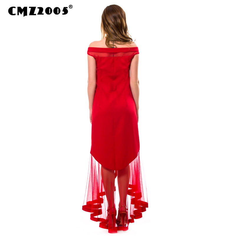 Automne Slash Femmes Solide 71428 Cou Avec Manches Robes Courtes Vintage Chaude Vente Genou Black red longueur Nouveau Mode qzXwAYx