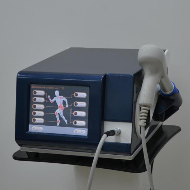 Compressor Shock Wave Therapy Machine Pneumatic    Electric   For Pain Relief