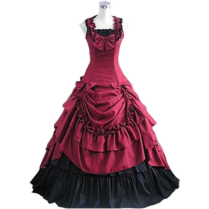 Halloween costumes for women adult southern belle costume red ...