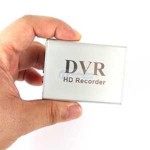 Image 3 - New 1Ch Mini DVR Support SD Card Real time Xbox HD 1 Channel cctv DVR Video Recorder Board Video Compression Color White