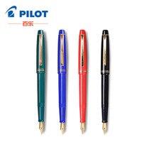 Pilot 78G Fountain Pen 5 Colors EF F M B Nib 22k Golden Original Iridium Fountain Pen for Writing Calligraphy Small Gift