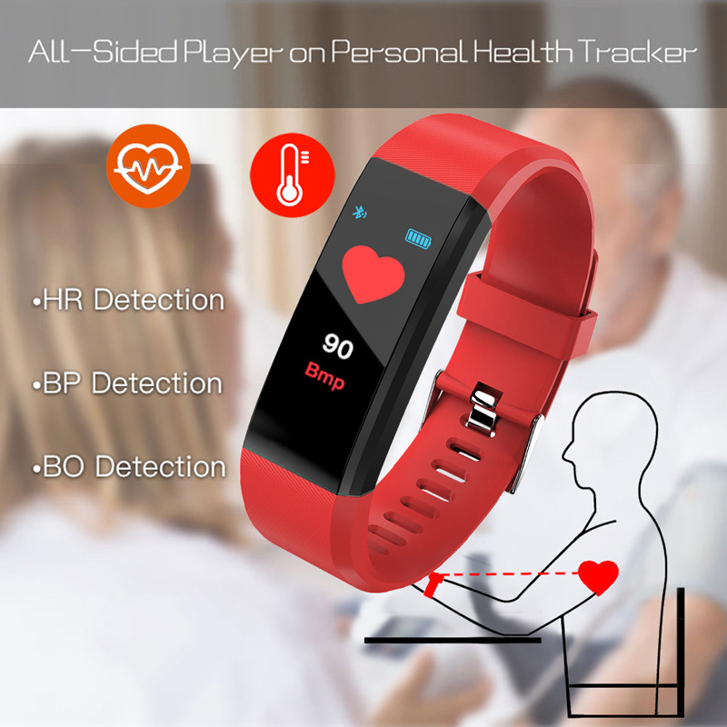 GEJIAN New Smart Watch Women Heart Rate Monitor Blood Pressure Fitness Tracker Bluetooth Men Watch Sport Watch For Ios Android in Women 39 s Watches from Watches