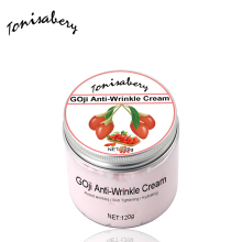 100% pure natural wolfberry extract face cream anti - aging skin cream.(China)