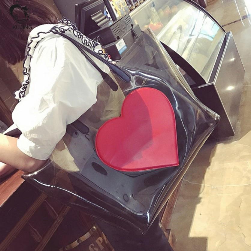 KUJING brändi moe käekotid Premium läbipaistev naiste käekott - Käekotid - Foto 3