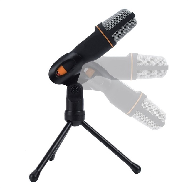 for computer Laptop Skype Singing Desktop speech meeting  Microphone Professional podcast Sound Podcast Studio microphone
